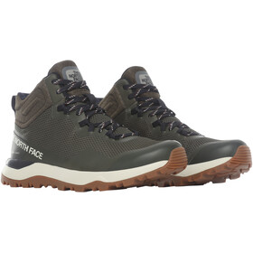 The North Face Activist FutureLight Mid-Cut Schuhe Damen new taupe green/aviator navy